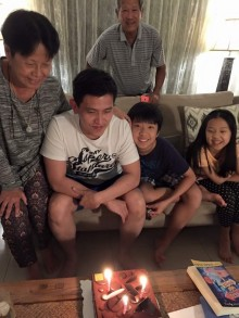 """Shock at eight month """"spite jailing"""" of Malaysian national Richard Lau.  Imprisoned in Dubai for receiving his wages."""
