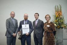 Jens Romundstad vinder ærespris for sit sociale ansvar