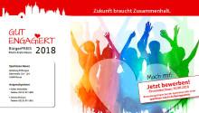 GUT ENGAGIERT BürgerPREIS Rhein-Kreis Neuss 2018