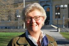 Riksbibliotekarie Gunilla Herdenberg besöker Lund 6 och 7 maj