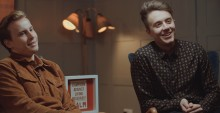 Roman Kemp is the latest star to feature in CALM's #BestManProject