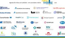 31 organisationer går ihop i långsiktig samverkan för life science