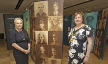 WW1 commemorative exhibition opens at The Braid