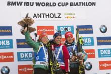 Laguttak World Cup i Holmenkollen