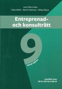 Ny utgåva av Entreprenad- och konsulträtt