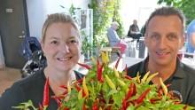 Överstekvarn Chili senap blev stark vinnare i Matverk Gotland 2017