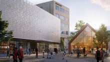 Göteborgs Stad är nominerad till planpriset 2018