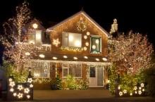 Strømprisen for julekosen