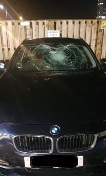 Appeal for information after damage caused to three police vehicles