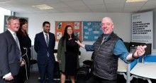 Kevin Hargreaves is singing the praises of employability support in Bury