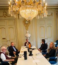 Nytt samarbete! Svenska Akademien och Langenskiölds ger ut praktverket om Börshuset