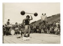 """Kunst und Olympia: Veranstaltungsprogramm zur Ausstellung """"Die Spielstraße München 1972"""""""