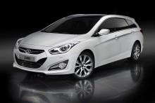 Hyundai offentliggjør priser på i40