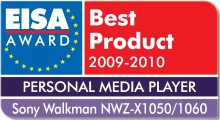 Sony Scoops Best-ever Six EISA Awards