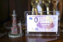 Neuer Null-Euro-Schein zu 125 Jahren Nord-Ostsee-Kanal