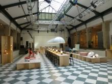 Designmöbler på auktion till förmån för Ung Svensk Form under Swedish Design Goes Milan