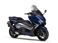 Yamaha Motor Releases New 2017 TMAX for Europe