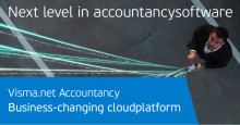Visma lanceert business-changing cloudplatform voor accountants