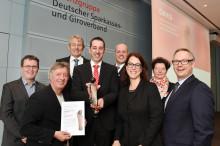 """Sparkassenstiftung im Rhein-Kreis Neuss erhält Stiftungspreis """"David""""!"""