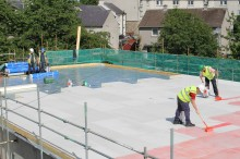 Work forging ahead on Moray school refurbishment