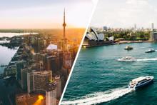 Trustly expandiert nach Australien und Kanada