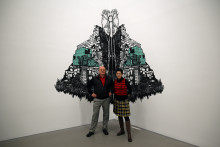"""Neue Ausstellung im Museum der bildenden Künste: """"Montevideo"""" zeigt Werke von Annette und Erasmus Schröter"""