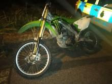 Operation Brookdale - Huyton man sentenced following anti-social behaviour involving scrambler bike