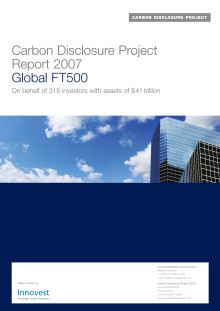 CDP5 Global rapport FT500