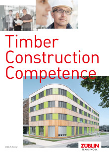 ZÜBLIN Timber: Timber Construction Competence (deutsch)