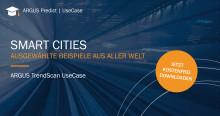 UseCase: Smart Cities | Ausgewählte Beispiele aus aller Welt