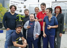 Santander unterstützt WfB in Mörfelden-Walldorf