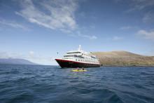 Hurtigruten Expeditions vokser videre: Storsatsing på Galapagos
