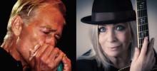 """Bill Öhrström och Marie Bergman i duett på nya låten """"A Slight Disturbance In The Well""""!"""