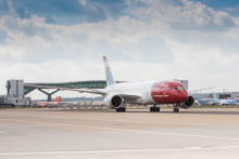 Norwegian reports strong improvement in earnings and record high load factor in the third quarter