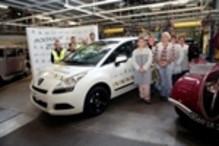 Peugeot fullbordar sitt 200-års jubileum med 20 miljoner tillverkade bilar