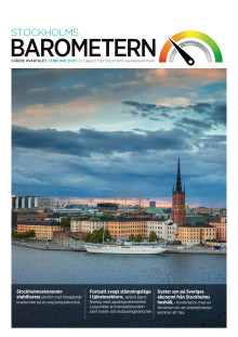 Stockholmsbarometern, kvartal 4 år 2019