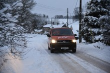 ​British drivers unprepared for winter weather breakdowns