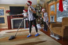 Sex tips för en skönare julstädning