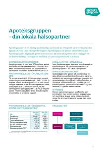 Delårsrapport jan-juni 2016