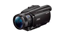 Sony kondigt drie nieuwe 4K HDR-camcorders aan