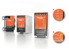Avbrottsfri och säker strömförsörjning från Weidmüller