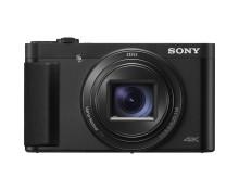 Yüksek Zumlu, 4K Film Çekebilen En Küçük Seyahat Fotoğraf Makinesi Sony HX99