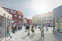 Upphandling av entreprenad för prisvärda bostadsrätter i Skra Bro, Hisingen