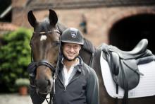 Svenska dressyrryttarna klara för Gothenburg Horse Show