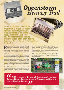 Queenstown Heritage Trail