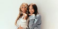 Systrarna Janni och Michaela Delér till RadioPlay
