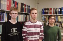 Uddevalla gymnasieskola vann nationell fysiktävling