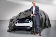 Märkets nya ansikte: En första glimt av Opel GT X Experimental