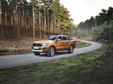 Nya versionen av Europas mest sålda pickup Ford Ranger visas upp – mer kraftfull och smartare än någonsin