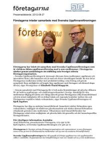 Företagarna inleder samarbete med Svenska Uppfinnareföreningen